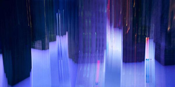Catherine Yass, 'Split Sides: 1/4s, 23º, 0mm, 15mph', 2003