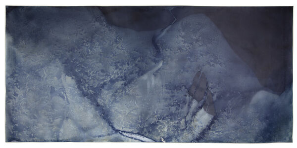 Meghann Riepenhoff, 'Ice #78 (29-34℉, Big Creek, WA 03.09.20)', ca. 2020