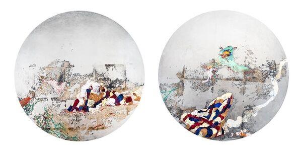 Hsiao Pei-I 蕭珮宜, 'Anomad's Travel Ⅲ', 2017