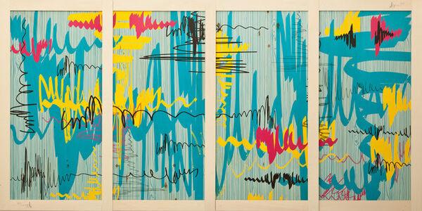 Meyer Vaisman, 'Artist's Signature ylbmowT 5773', 2014