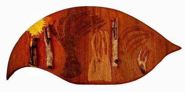Margery Goldberg, 'Eye of the Tree', 2015