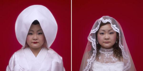 Tomoko Sawada, 'Bride (04 + 01)', 2007