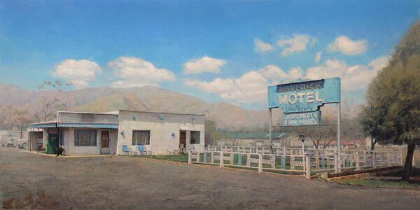 Jason Kowalski, 'Maverick Motel', 2019