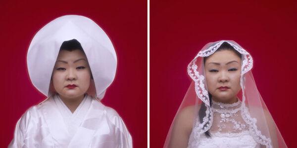 Tomoko Sawada, 'Bride (29 + 27)', 2007