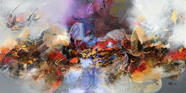 William Malucu, 'Passionate soul II', 2019