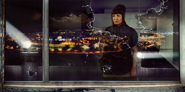 Larissa Sansour, 'Window', 2012