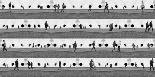 Lucas Lenci, 'Movimento Estático', 2017