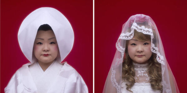 Tomoko Sawada, 'Bride (19 + 20) ', 2007