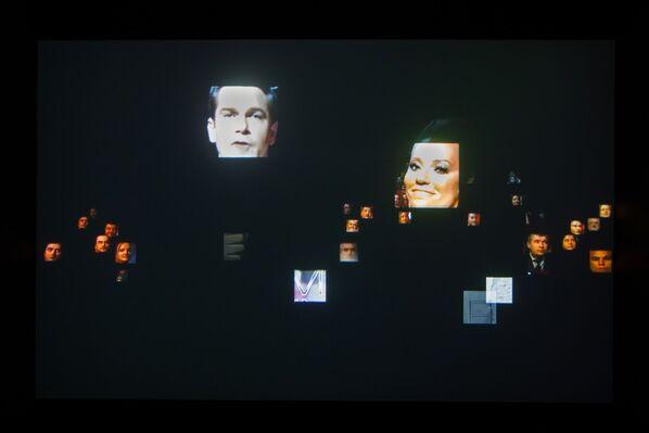 Kim Asendorf & Ole Fach: Computer's World, installation view