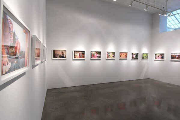 Lindsay Morris | You Are You, installation view
