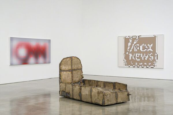 Theories On Forgetting, installation view
