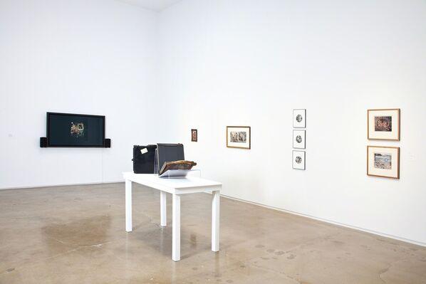 Jess: Secret Compartments, installation view