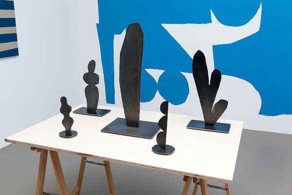 Cody Hudson 'When I Finally Get Myself Together', installation view