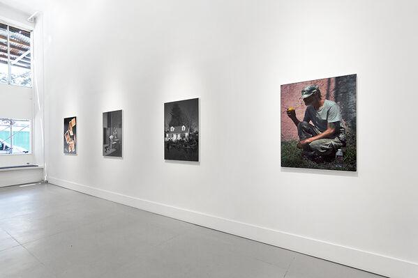 Joshua Lutz | Mind the Gap, installation view