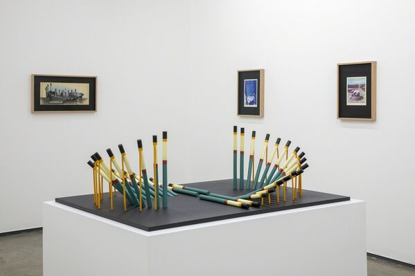 The Potential of Sculpture, installation view
