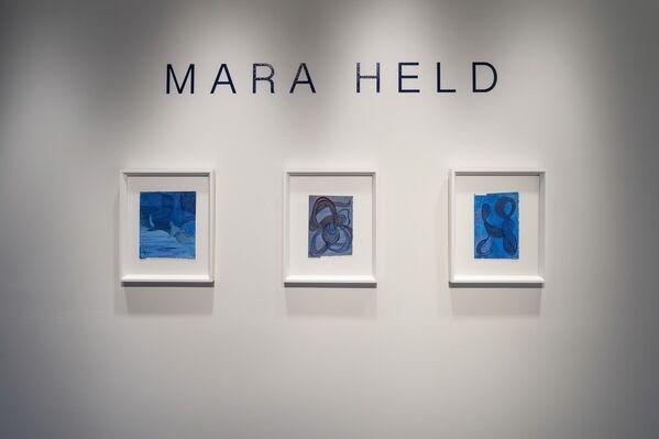 Mara Held, installation view