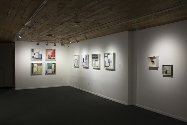 Mending Fractures, installation view
