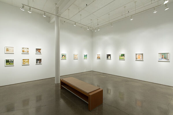 Frances F. Denny | Let Virtue Be Your Guide, installation view