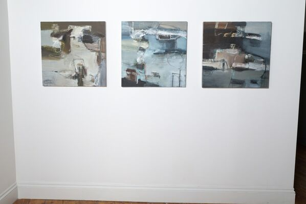 Chris Sims, installation view