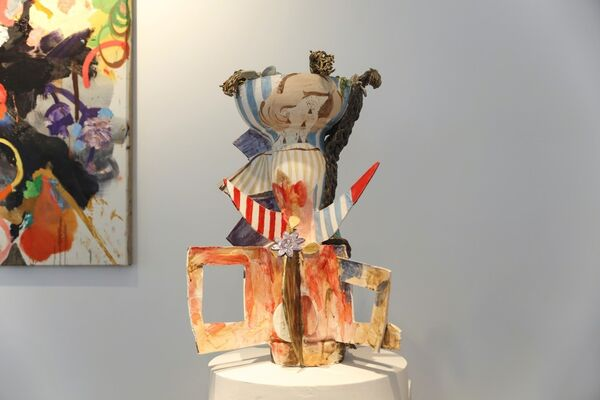 Milena Muzquiz 'California', installation view