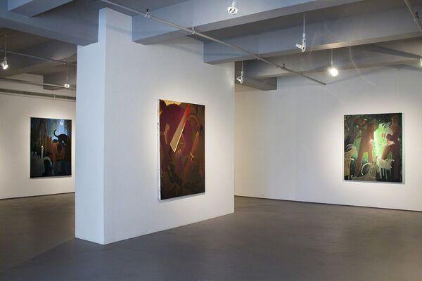 Kyle Staver, installation view