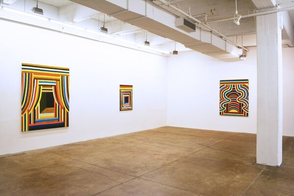 Matt Kleberg: Hankerings, installation view