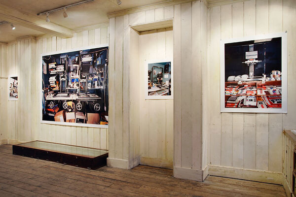 Riflemaker at Photo London 2016, installation view