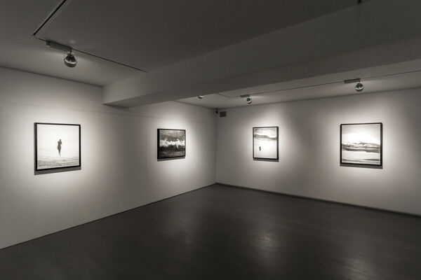 Calling for a New Renaissance : Solo Exhibition of GAO Xingjian, installation view