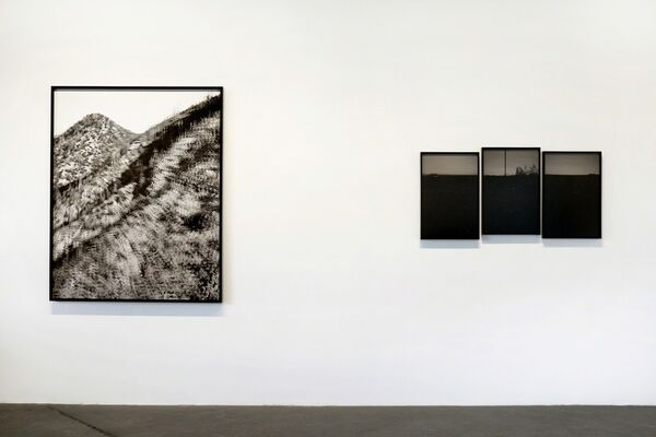 CJ Heyliger: Dead West, installation view