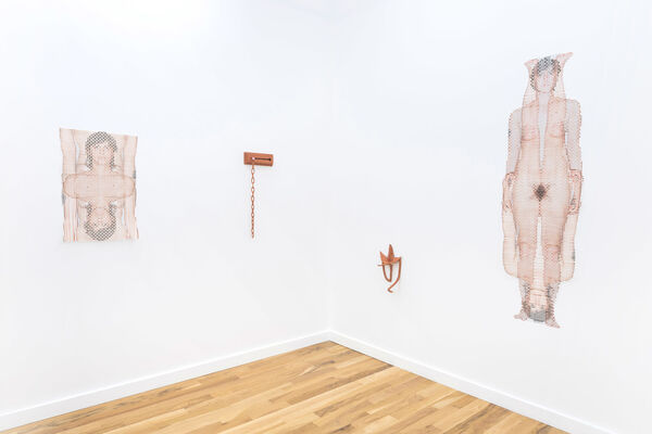 Female Trouble, installation view