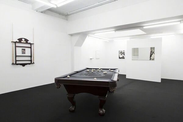 TR Ericsson: Industrial Poems / Poèmes Industriels, installation view