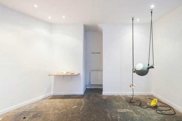 #elenão, curated by Kiki Mazzucchelli, installation view