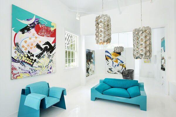 Studio Contemporary 2017, installation view