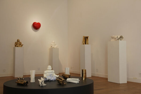 Li Lihong, installation view