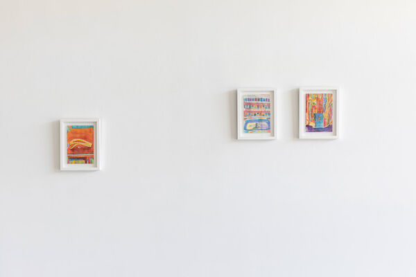 Two-Fold: Tyanna Buie and Santiago Cucullu, installation view