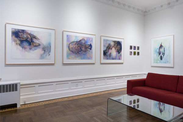 Noel Grunwaldt: For the Birds | Harper's Apartment, installation view