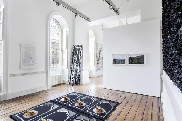 Sabrina Amrani at 1:54 Contemporary African Art Fair London 2016, installation view