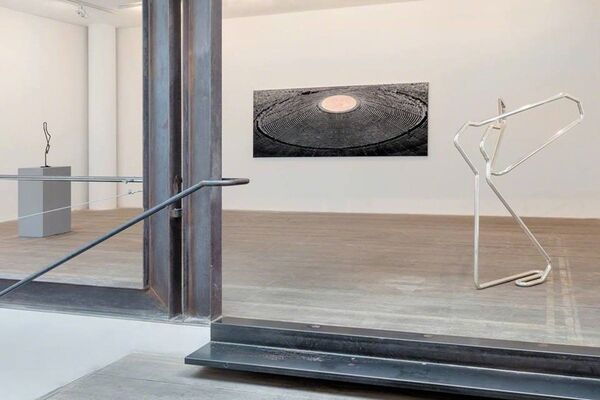 Wagner Malta Tavares/ Meteoro, installation view