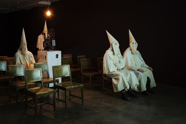 The Nature of Particles: Jake & Dinos Chapman, Francisco Goya, installation view