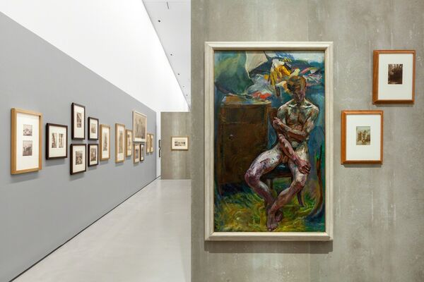 INSPIRATION PHOTOGRAPHY From Makart to Klimt, installation view