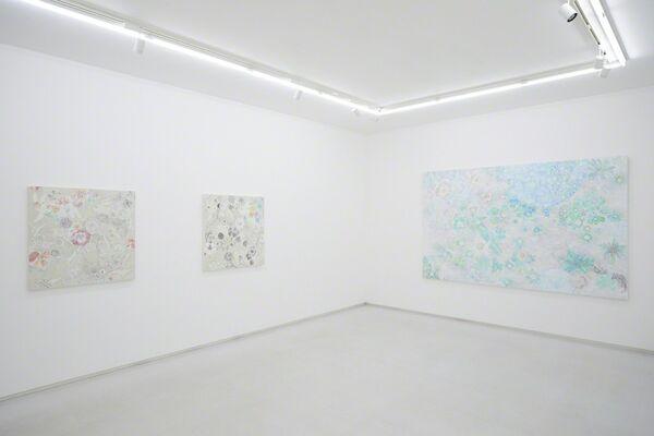 "Yuko Someya""Listening to the sound of flowers blooming"" 8/ ART GALLERY/ Tomio Koyama Gallery, installation view"
