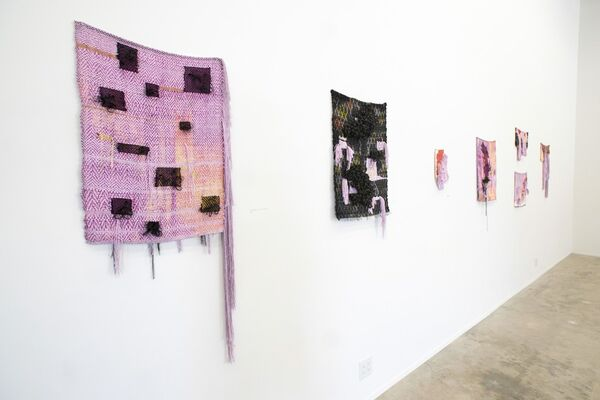 New Weave, installation view