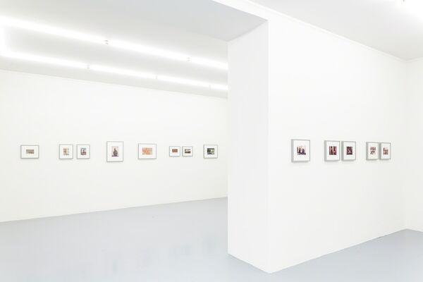LUIGI GHIRRI curated by Urs Stahel, installation view