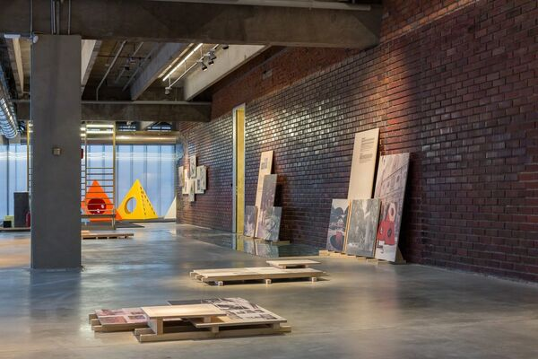Art Experiment. The Playground Project: from New York to Moscow, installation view