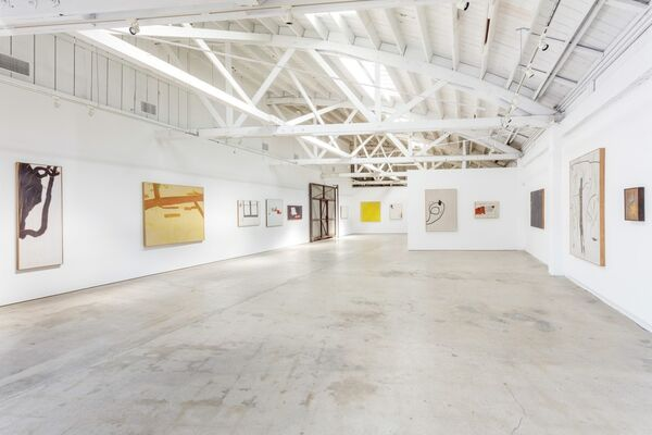 Fred Reichman and Eleanor Ray, installation view