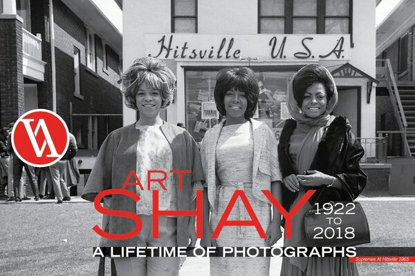 Art Shay (1922-2018):  A Lifetime of Photographs, installation view