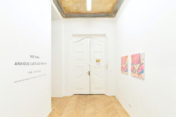 A3, Berlin | YEO KAA | Anxious Lustless Pechay, installation view