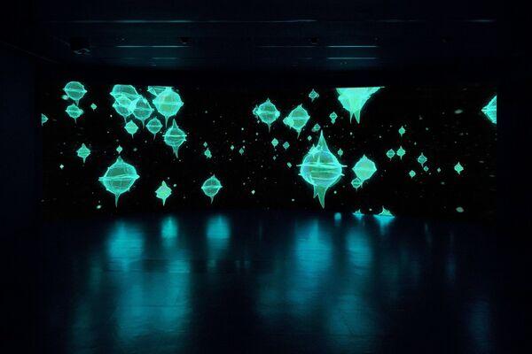 Hong Kong Art Week 2018, installation view