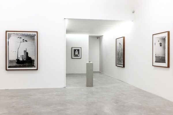 360 Square Meters, installation view