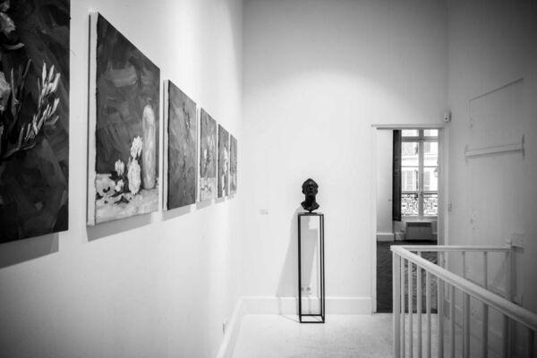 YOANN MERIENNE - Podranea, installation view